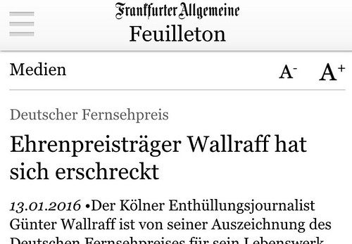"""hat sich erschreckt"" - F.A.Z. Feuilleton goes Vernacular • <a style=""font-size:0.8em;"" href=""http://www.flickr.com/photos/77921292@N07/37561601325/"" target=""_blank"">View on Flickr</a>"