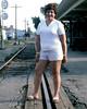 Ocala, 1987 (clarkfred33) Tags: railroadscene ocala track railroadtrack shortshorts 1987 companion adventure railroadadventure