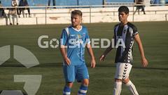 Club La Vall 2-4 CD Castellón B (18/11/2017), Jorge Sastriques