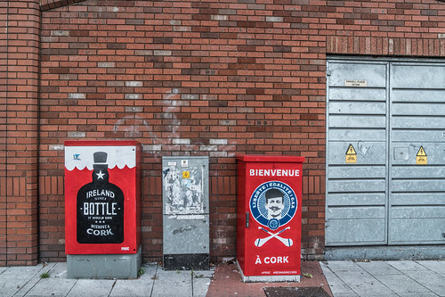 EXAMPLES OF PAINT-A-BOX STREET ART IN CORK CITY CENTRE [PHOTOGRAPHED 2017]-133891