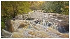 Dartmoor Rapids (simondayuk) Tags: dartmoor devon rapids river countryside kitlens d5300 nikon