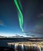 Northern Lights, Tromsø (Torjan Haaland) Tags: imagesofnorway utno fotonorge norgefoto norgesfotografer norge visittromsø visittromso auroraborealblog auroraborealis nordlys northernlights mittnorge nordnorge sonya7s sigma20mm earnyourmagicmoment naturenooky norgebilderno tourtheplanet aurora borealis norway northern north nord sigma 20mm f14 art artlens dg sony a7s alpha lights polar tromsø tromso troms fjellheisen nightsky nightscape city by overview overlooking oversikt stars stjerner himmel landscape landskap