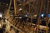 Vasa Restored Rigging (mahteetagong) Tags: baltic sea cruise nikon d80 tokina 1224mmf4 stockholm sweden vase museum ship rigging