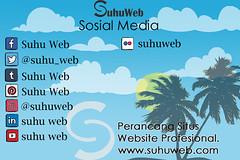 Sosial Media SuhuWeb www.suhuweb.com 😋😋 ° ° ° ° ° ° #suhu #web #website #webdesign #aplikasimurah #aplikasi #tokoonline #internet #instagram #instagood #insta #instadaily #instagramers #likeforfollow #likeforlike #liker #like4like #like4follow #tr (suhuweb) Tags: instagramers internet trandingtopic like4follow website likeforlike webdesign suhu tokoonline liker aplikasimurah insta instagood instadaily instagram aplikasi like4like hot likeforfollow web