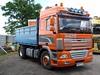 DAF XF 95.430 (Vehicle Tim) Tags: daf xf lkw truck fahrzeug kipper tipper