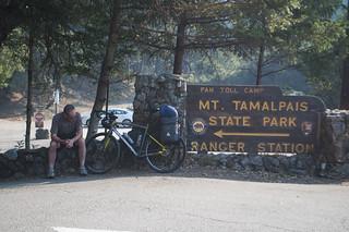Mount Tamalpais Pan Toll