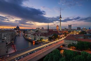 Berlin Summer Nights