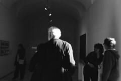 Museo Reina Sofia, Madrid (marioandrei) Tags: contax g2 zeiss planar 45mm f2 t kodak trix hc110 b