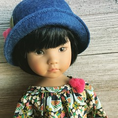 IMG_9726 (lemieuxdoll) Tags: diannaeffner effner doll matilda pink little darlings liberty london