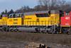 EMDX 1605 Rear Roster (Joseph Bishop) Tags: emdx 1605 sd70act4 cndundassubdivision brantford trains train track tracks railfan railroad railway rail rails