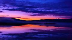 Thanksgiving Day Sunrise (Johnny O.) Tags: leavitt lake lassen county sierra nevada