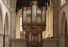 Organ Loft St Mary The Virgin - Oxford (Geoff France) Tags: architecture church cathedral minster pipes organpipes oxford stone music organist