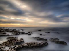 -H.- (brah1mhannanephoto) Tags: longexposure photography photoshop nisi nikond700 nikon mood ocean seascape stones sky clouds sandisk
