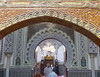 Einblick-insight (Anke knipst) Tags: mausoleum zaouiamoulayidrissii fes marokko morocco fez