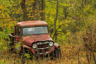 left to rust......