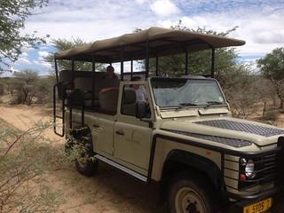 Namibia Hunting Safari 45