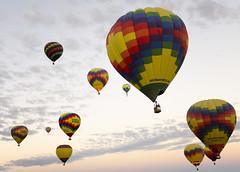 Albuquerque International Balloon Fiesta 2017 - 6 (rschnaible) Tags: albuquerque balloon fiesta festival hot air color colorful new mexico west western southwest vehicle transportation flight international sport