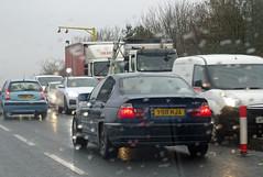 Y98 MJA - BMW 320 (rustywing73) Tags: y98mja bmw320