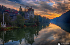 JB7_2001_2 (john_berg5) Tags: river sunset bavaria germany inn austria