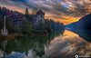 JB7_2001_2 (john_berg5) Tags: river sunset bavaria germany inn austria