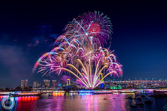 Tokyo Odaiba Rainbow Fireworks 2017 (December 2nd) (45tmr) Tags: nightscape night tokyo japan 東京 夜景
