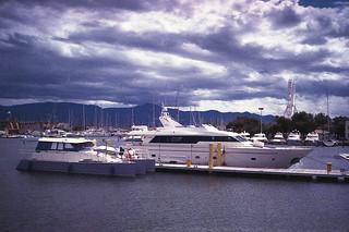 Saint Cyprien, le port