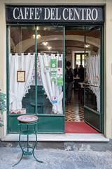 Caffe' del centro in Varzi - province of Pavia - Lombardy - Italy (PascalBo) Tags: nikon d500 europe italia italie italy lombardy lombardia lombardie pavia pavie varzi facade caffe restaurant outdoor outdoors oltrepòpavese pascalboegli street rue
