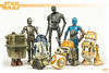 Star Wars Droids (Andy R Moore) Tags: starwars droid gonkdroid protocoldroid astromech bb8 r2d2 nigel k2so chopper