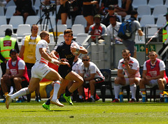 Luciano González (Unión Argentina de Rugby) Tags: day1capetownsevenssouthafricarugbydeportesportfijicap capetown southafrica day 1 cape town sevens south africa rugby deporte sport fiji stadium hsbc dhl