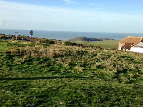 View from Beachy Head