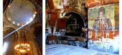 Eglise Sourp Hripsimé (Raymonde Contensous) Tags: etchmiadzin arménie eglisesarméniennes architecturereligieuse pierre fresques coupole