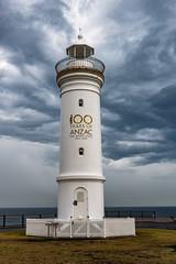 Kiama Harbour Light & Centenary of Anzac,  Kiama, New South Wales, Australia (Strabanephotos) Tags: kiama harbour light new south wales nsw lighthouse australia centenary anzac