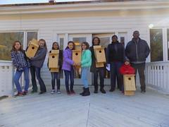 CA_Kestrel Boxes (vastateparksstaff) Tags: caledon caledonstatepark vastateparks parks fun workshop kestrel birds homeschool programs family nature outdoors