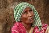 Je voudrais voir... (Ma Poupoule) Tags: aveugle blind marché market inde india asia nandapur face porträt portrait visage ritratti ritratto foulard odisha
