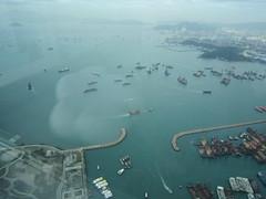 IMG_0543 (Sweet One) Tags: icc sky100 observationdeck view city skyline buildings towers hongkong harbour