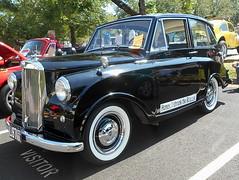 1953 Triumph Mayflower (splattergraphics) Tags: 1953 triumph mayflower carshow fairfaxlabordaycarshow fairfaxva