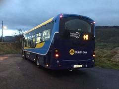 Dublin Bus WS1 (172-D-22735) (Dublin Bus DT Class Fan.) Tags: daimler mercedes ws ws1 wright streetlite donnybrook 44b 172d22735