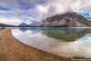 Bow Lake, Jasper, Alberta 1 (AmbientLens) Tags: bowlake clouds cloudscape lake nature outdoors reflection trees water adventure alberta banff canada canadianrockies cloudy glaciallake jasper mountain natural rockymountains snow snowcappedmountains sunset torquoise