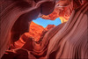 Canyon X (jeanny mueller) Tags: usa southwest arizona antelopecanyon canyonx slotcanyon sandstone stone red landscape