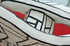 L'Arbre biplan (H&T PhotoWalks) Tags: arbrebiplan sculpture art streetart museum belém lisboa lisbon portugal abstract jeandubuffet canoneos350d canon28135 x15