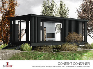NEW! Content Container in Deco(c)rate November!