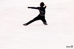 Denis Ten (asveri) Tags: figureskating isufigureskating skating practice gpfrance grandprix ifp2017 internationauxdefrance denisten d10