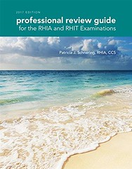 [PDF]  Professional Review Guide for the RHIA and RHIT Examinations, 2017 Edition ANY FORMAT (silko.thorfrid) Tags: pdf professional review
