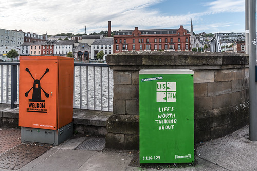 EXAMPLES OF PAINT-A-BOX STREET ART IN CORK CITY CENTRE [PHOTOGRAPHED 2017]-133888