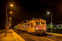 12 novembre 2017 BB 67437 Train 13898 Bordeaux -> La Rochelle St-André-de-Cubzac (33) (Anthony Q) Tags: saintandrédecubzac nouvelleaquitaine france 12 novembre 2017 bb 67437 train 13898 bordeaux la rochelle standrédecubzac 33 aquitaine gironde ferroviaire sncf bb67400 intercités ic qnbt