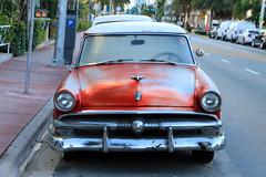 Ford (Rick & Bart) Tags: miami miamibeach florida usa rickvink rickbart canon eos70d urban street car oldtimer ford