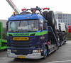 Scania R450 Streamline Rodenburg, Ter Aar (rommelbouwer) Tags: scania r450 streamline rodenburg