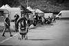 A normal day at the grocery store (Ludovic Enkler) Tags: blackwhite canon 18135mm monochrome day motorcycle tires shopping man sun anneau du ring france alsace hautrhin trophée de la vitesse