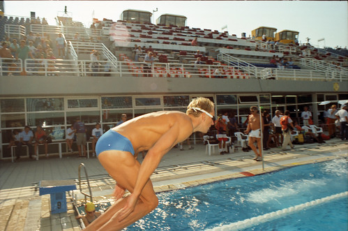 545 Swimming EM 1991 Athens