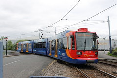 Stagecoach Supertram 118, Cricket Inn Road 15/07/17 (TC60054) Tags: stagecoach supertram sheffield south yorkshire pte sypte tsy travel tram tramway light rail railway lrv siemens duwag duewag siemensduewag